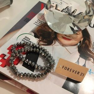 Silver Bracelets/Final Price they are brand new♥️